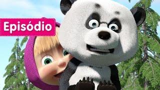 Masha e o Urso - Priminho (Episódio 15) Desenho animado novo!