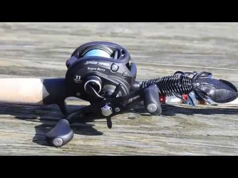 Lew's Speed Spool Super Duty Fishing Reel
