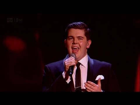 Craig Colton has a Licence To Thrill - The X Factor 2011 Live Show 7 (Full Version)