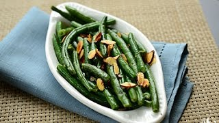 Almond Green Beans Cooking Instructions