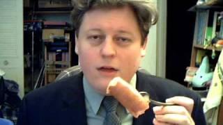 Watch Me Eat 11 - Polish Sausage And Sauerkraut