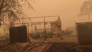 video: US West Coast wildfires claim at least 35 lives