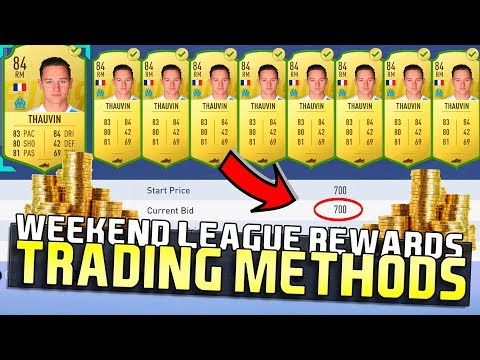 FIFA 19 WEEKEND LEAGUE REWARDS TRADING TIPS! | TRADING TO GLORY #19 | FIFA 19 ULTIMATE TEAM thumbnail