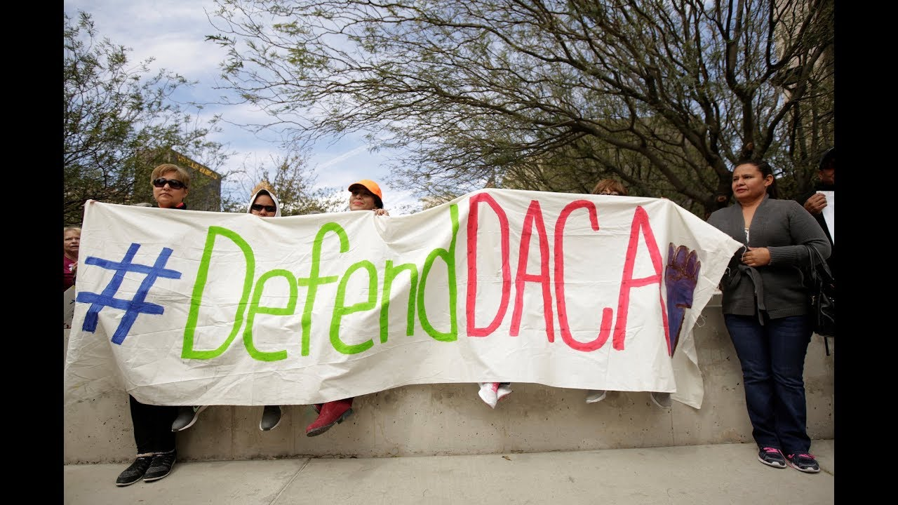 Trump administration must accept new DACA applications, federal ...