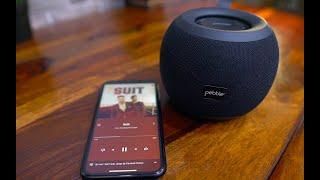 Pebble Dome Heavy Bass Speaker