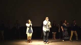 Gambar cover Polynesian People (Norm cover) - Beyond Measure - BYU A Cappella Jam, 25 Mar 2015