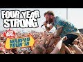 Capture de la vidéo Four Year Strong - Full Set (Live Vans Warped Tour 2018) Last Warped Tour...