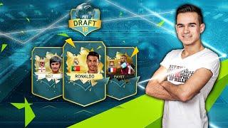 FIFA 16 : FUT DRAFT #1 - MEIN ERSTES MAL !! [FACECAM]