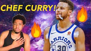 GOLDEN State WARRIORS vs SUNS NBA Preseason HIGHLIGHTS 🔥👌🏽🔥 REACTION!!
