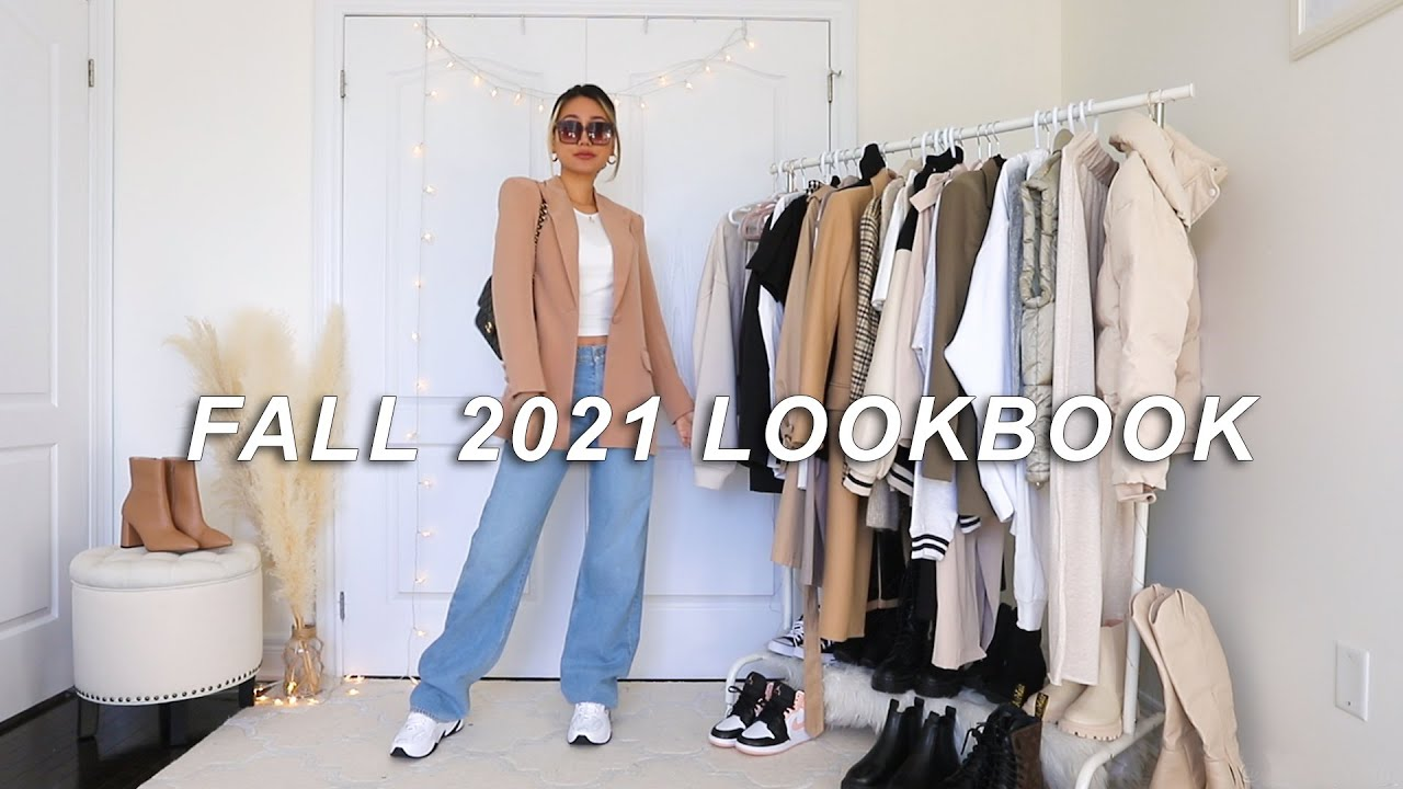 FALL LOOKBOOK 2021 | Casual and Trendy Outfits