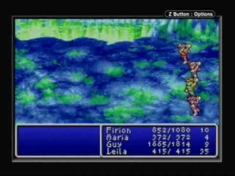 Final Fantasy Ii Walkthrough Part 10 Deist Cave Youtube