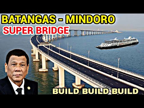 THE BATANGAS - MINDORO SUPER BRIDGE / FLOATING BRIDGE