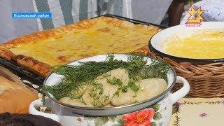 Фестиваль чувашской национальной кухни