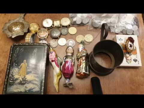 Какие предметы Антиквариата покупать Новичку чтобы ЗАРАБОТАТЬ