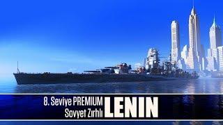 World of Warships: Lenin