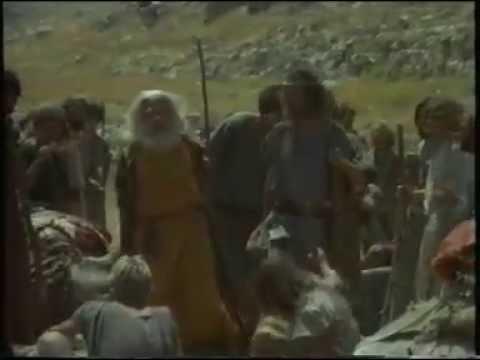 La biblia Genesis parte 3 la historia de 'Isaac Esau y Jacob'