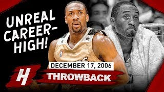 The Game Gilbert Arenas Dropped 60 POINTS on Kobe Bryant! EPIC Highlights vs Lakers (2006.12.17)