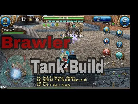 Toram Online - New Brawler (Tank Build) - Most Popular Videos