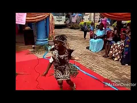 AFRICAN CHILDREN CAN DANCE!!!( cultural day at School)