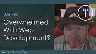 Gambar cover Overwhelmed With Web Development Technology