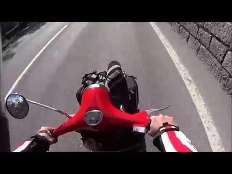 Vespa World Days Saint Tropez 2016