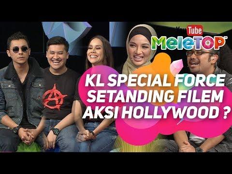 KL Special Force setanding filem aksi Hollywood ? | Syamsul Yusof, Syafiq Yusof, Tania Hudson