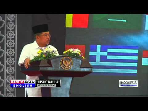 Vice President Kalla Marks 10th Anniversary of Aceh Boxing Day Tragedy