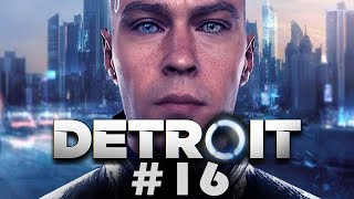 Super Best Friends Play Detroit: Become Human (Part 16)
