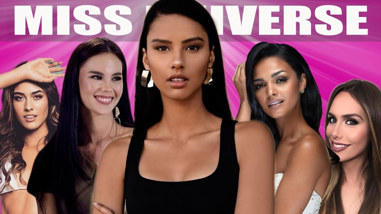 TOP 16 STRONGEST CONTENDERS - MISS UNIVERSE 2018 TO WIN THE CROWN