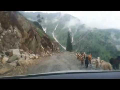 Shrinagar Anantnag Santhal top Kitswar Killar Tandi Leh
