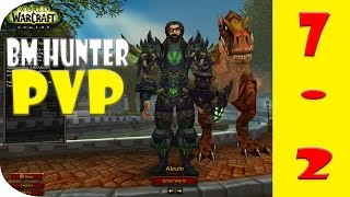 bm hunter pvp   a swift victory world of warcraft legion 7 2