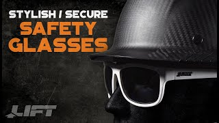 Safety Glasses from Lift Safety - Bold, Banshee, Phantom, and Tear-Off