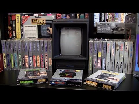The Vectrex - Part 2/3: The system, accessories and the games