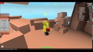 dragon ball z gameplay roblox