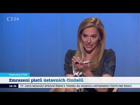 Interview Světlany Witowské S Liborem Vávrou (15. 6. 2021)