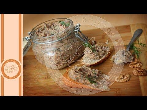 Паштет из фасоли с орехами - Евгения Ковалец - Угости Ближнего #178