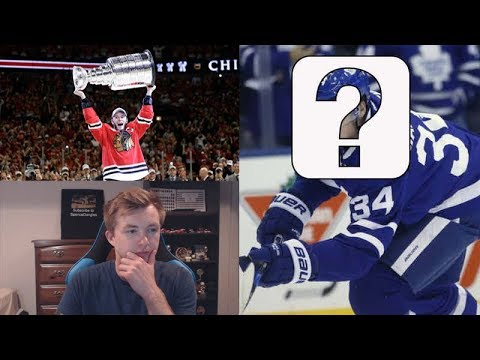 QUIZ: CAN YOU NAME EVERY NHL TEAM CAPTAIN?
