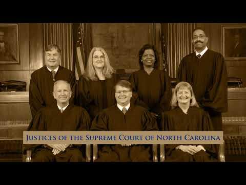 Supreme Court of North Carolina Travels to Western North Carolina