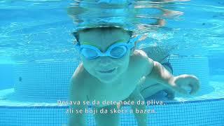 Swimming Dad - Skok u vodu, 3 najčešća pitanja roditelja