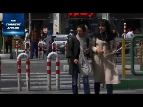 Headscarf Debate | Beat up by Iranian Cops sparkle Headscarf | Iranian News