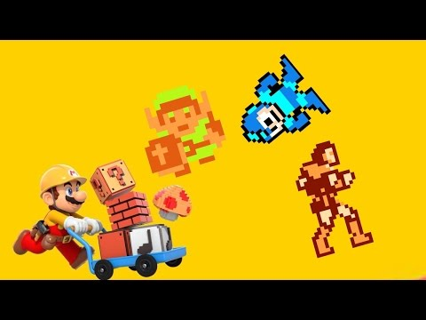 Top 10 Games That Should Have The Mario Maker Treatment