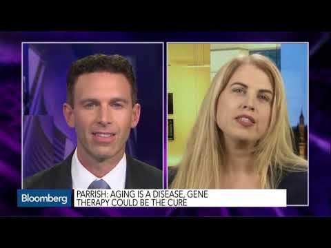 Pioneering New Medicine: Bloomberg Interviews Liz Parrish