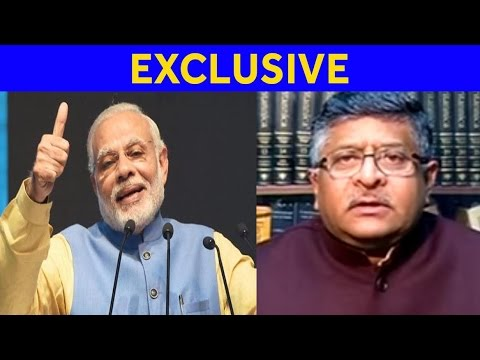 Union Minister Ravi Shankar Prasad Speaks About PM's New Year Speech | Exclusive