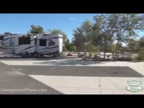 CampgroundViews.com - Nevada Treasure RV Resort Pahrump Nevada NV