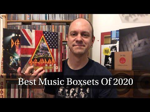 Best Music Boxsets of 2020 - Rock, Metal, & Alternative