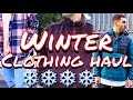 WINTER CLOTHING HAUL! JACKETS, HOODIES, FLANNELS FROM JACKTHREADS!