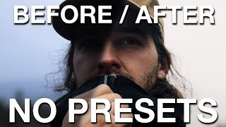 Full Photo Editing Session - NO PRESETS // Photography Creative Process PT.3