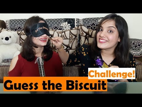Guess The Biscuit Challenge!! | Life Shots