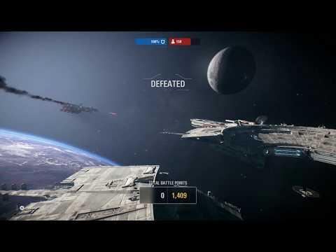 Star Wars Battlefront 2 - Multiplayer Gameplay