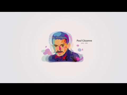Design Timeline - Paul Cezanne